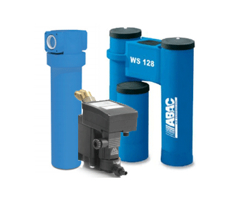 ABAC downstream equipment | ABAC filters | Airpower UK